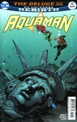 DC Comics's Aquaman Issue # 12