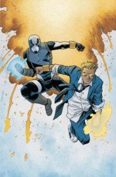 Valiant Entertainment's Quantum & Woody Issue # 1exchange-b
