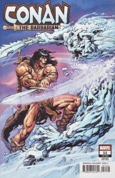 Marvel Comics's Conan the Barbarian Issue # 11b