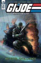 IDW Publishing's G.I. Joe: A Real American Hero Issue # 261ri