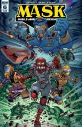 IDW Publishing's M.A.S.K.: Mobile Armored Strike Kommand Issue # 6