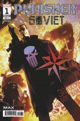 Marvel Comics's Punisher: Soviet Issue # 1c