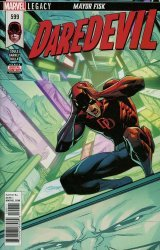 Marvel Comics's Daredevil Issue # 599