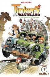 Scout Comics's Tinkers of the Wasteland Soft Cover # 1