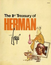 Andrews McMeel Publishing's Herman Treasury TPB # 1