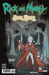Oni Press's Rick And Morty: Ever After Issue # 1b