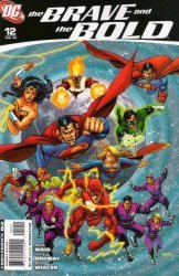 DC Comics's The Brave and the Bold Issue # 12
