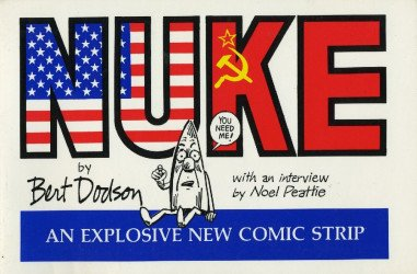 McFarland Publishing's Nuke: A Book of Cartoons Soft Cover # 1