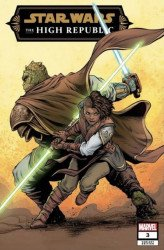 Marvel Comics's Star Wars: High Republic Issue # 3comics elite