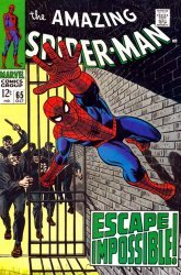 Marvel Comics's The Amazing Spider-Man Issue # 65