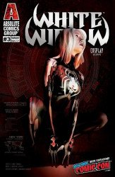 Absolute Comics's White Widow Issue # 3nycc