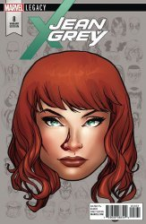 Marvel Comics's Jean Grey Issue # 8c