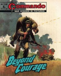 D.C. Thomson & Co.'s Commando: War Stories in Pictures Issue # 1148