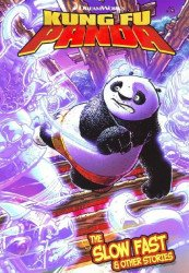 KiZoic's Kung Fu Panda: Slow Fast & Other Stories Soft Cover # 1