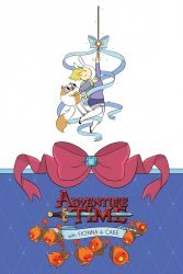 KaBOOM!'s Adventure Time: Fionna & Cake Hard Cover # 1