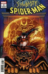 Marvel Comics's Symbiote Spider-Man Issue # 4f