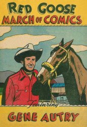 Western Printing Co.'s March of Comics Issue # 39c