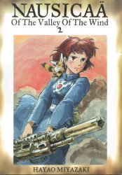 Viz Comics's Nausicaä of the Valley of Wind Soft Cover # 2