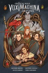 Dark Horse Comics's Critical Role: Vox Machina - Origins Series II TPB # 1