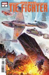 Marvel Comics's Star Wars: TIE Fighter Issue # 4