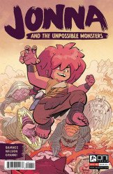 Oni Press's Jonna And The Unpossible Monsters Issue # 1