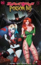 DC Comics's Harley Quinn and Poison Ivy Issue # 1comics elite-d