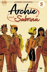Archie Comics Group's Archie and Sabrina Issue # 709