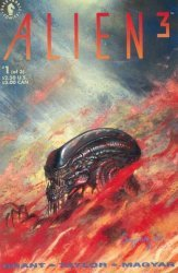Dark Horse Comics's Alien 3 Issue # 1