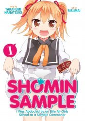 Seven Seas Entertainment's Shomin Sample: I Was Abducted By An Elite All-Girls School As A Sample Commoner Soft Cover # 1