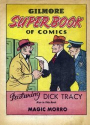 Western Printing Co.'s Pan-Am: Super Book of Comics Issue nn