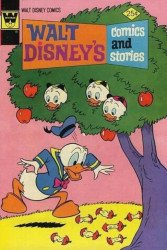 Gold Key's Walt Disney's Comics and Stories Issue # 408whitman