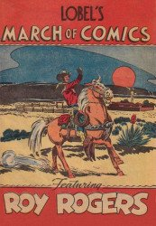 Western Printing Co.'s March of Comics Issue # 35c