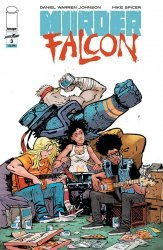 Image Comics's Murder Falcon Issue # 3