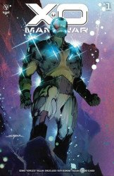Valiant Entertainment's X-O Manowar Issue # 1circle city-a