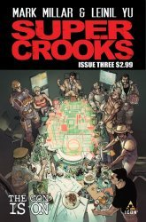 Icon's Supercrooks Issue # 3
