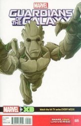 Marvel's Marvel Universe: Guardians of the Galaxy Issue # 5