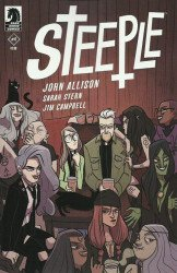 Dark Horse Comics's Steeple Issue # 4