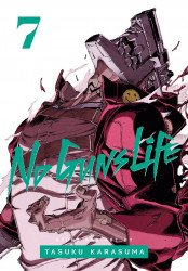 Viz Media's No Guns Life Soft Cover # 7
