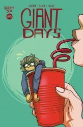BOOM! Studios's Giant Days Issue # 45