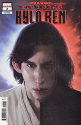 Marvel Comics's Star Wars: The Rise of Kylo Ren Issue # 2b