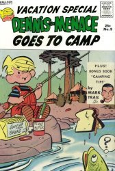Fawcett Publications's Dennis the Menace Giant Issue # 9b