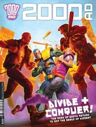 Rebellion's 2000 A.D. Issue # 2076