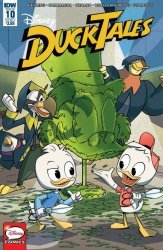 IDW Publishing's DuckTales Issue # 10