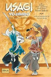 Dark Horse Comics's Usagi Yojimbo Hard Cover # 31