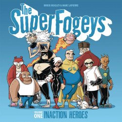 Th3rd World Studios's Superfogeys TPB # 1
