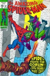 Marvel Comics's The Amazing Spider-Man Issue # 97