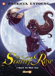 Charmz's The Scarlet Rose Hard Cover # 1