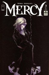 Image Comics's Mercy Issue # 3 - 2nd print