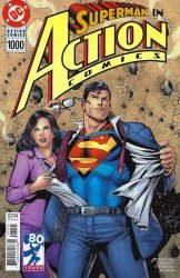 DC Comics's Action Comics Issue # 1000h