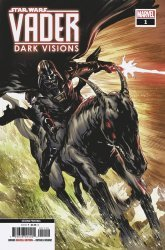 Marvel Comics's Star Wars: Vader - Dark Visions Issue # 1 -  2nd print